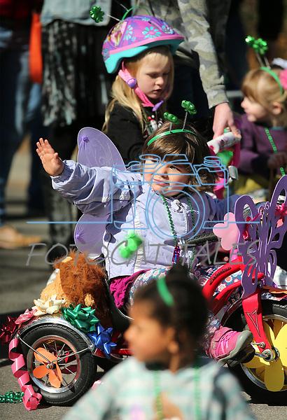Kinderland spring parade 2018