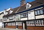 Lord Nelson inn, Fore Street, Ipswich, Suffolk, England