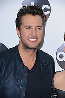 08 January 2018 - Pasadena, California - Luke Bryan. 2018 Disney ABC Winter Press Tour held at The Langham Huntington in Pasadena. <br /> CAP/ADM/BT<br /> &copy;BT/ADM/Capital Pictures