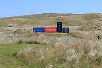 The 9th tee during the Preview of the Irish Open at Ballyliffin Golf Club, Donegal on Tuesday 3rd July 2018.<br /> Picture:  Thos Caffrey / Golffile
