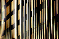 Architectural detail of office building, mid-town Manhattan, New York City