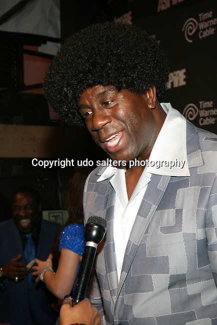 """Magic"" Johnson at ASPiRE presents the Super 70s Soul Party Hosted Earvin ""Magic"" Johnson  at Time Warner Cable Studio Highline Stages, NY"