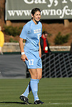 07 December 2008: North Carolina's Yael Averbuch. The University of North Carolina Tar Heels defeated the Notre Dame Fighting Irish 2-1 at WakeMed Soccer Park in Cary, NC in the championship game of the 2008 NCAA Division I Women's College Cup.