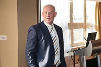 NCBC Pesident Ian Roberts