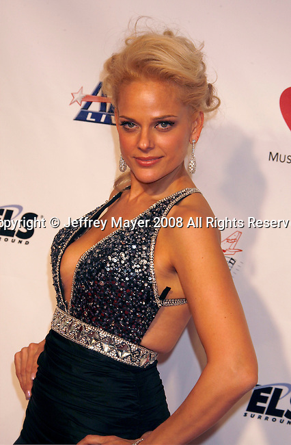 LOS ANGELES, CA. - February 06: Recording Artist Heather Schmid arrives at the 2009 MusiCares Person of the Year Tribute to Neil Diamond at the Los Angeles Convention Center on February 6, 2009 in Los Angeles, California.