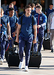 22.06.2019 Rangers arrive in Portugal: Matt Polster