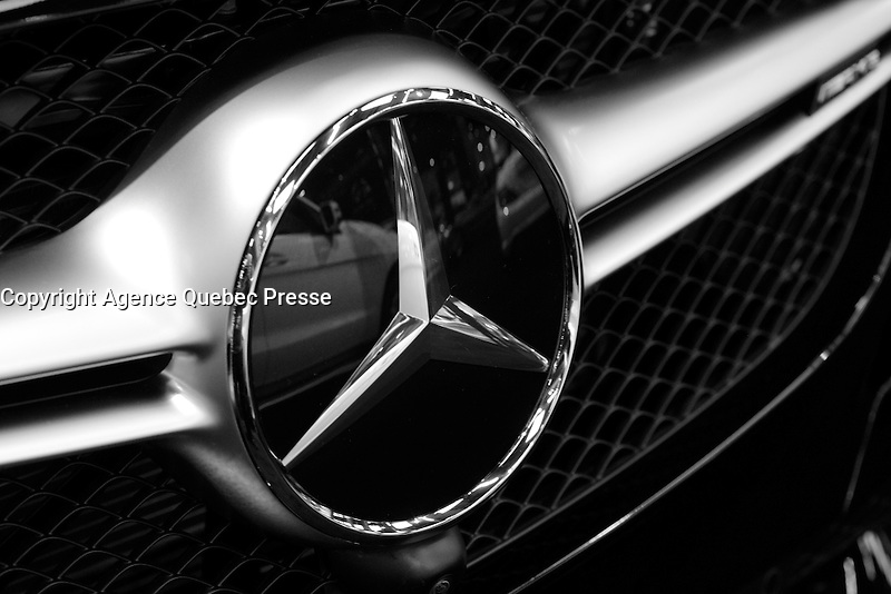 MERCEDES<br /> <br /> 2016 model at Montreal car show. January 15, 2016<br /> <br /> Photo : Pierre Roussel - Agence Quebec Presse<br /> <br /> <br /> <br /> <br /> <br /> <br /> <br /> <br /> <br /> <br /> <br /> .
