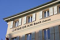 - Lugano, Fideuram Bank headquarters....- Lugano, sede della banca Fideuram