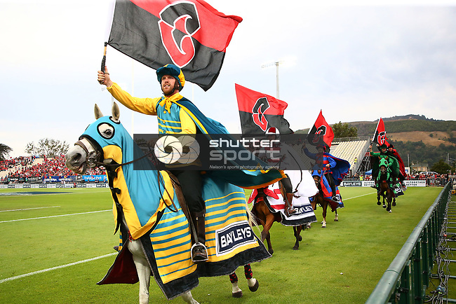 NELSON, NEW ZEALAND - February: Super 15 Rugby Super 15 Rugby - Crusaders v Waratahs ,Trafalgar Park Nelson, New Zealand. Saturday 1 Feburary 2020. (Photo by Shuttersport Limited)