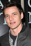 Pedro Pascal attending the Broadway Opening Night Performance of 'Cat On A Hot Tin Roof' at the Richard Rodgers Theatre in New York City on 1/17/2013