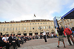 World Air Games 2009, opening ceremony in Piazza San Carlo