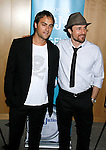 """BEVERLY HILLS, CA. - September 22: Writer/Director Stuart Townsend and actor Martin Henderson arrive at a special screening of """"Battle in Seattle"""" held at the Clarity Theater on Monday September 22, 2008 in Beverly Hills, California."""