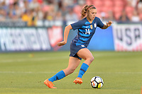 Sandy, Utah - Thursday June 07, 2018: Sofia Huerta during an international friendly match between the women's national teams of the United States (USA) and China PR (CHN) at Rio Tinto Stadium.