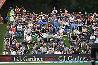 Fans and supporters.<br /> New Zealand Black Caps v England, ODI series, University Oval in Dunedin, New Zealand. Wednesday 7 March 2018. &copy; Copyright Photo: Andrew Cornaga / www.Photosport.nz