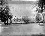 Frederick Stone negative. Westover School Middlebury, 1913.