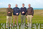 Dominic Moriarty, Sr. Dominic Moriarty Jr. Michael Barrett and Jack Fitzgerald from Ballybunion at the Ballybunion Golf Club Intermediate  Scratch Cup Competition on Sunday   Copyright Kerry's Eye 2008