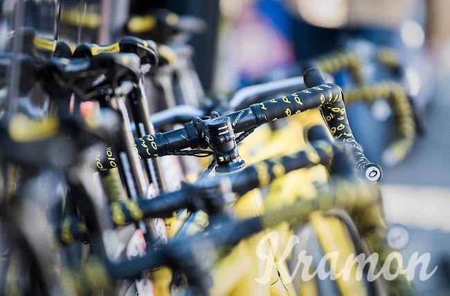 handlebars<br /> <br /> 81st La Fl&egrave;che Wallonne (1.UWT)<br /> One Day Race: Binche &rsaquo; Huy (200.5km)