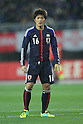 Yoshito Okubo (JPN), FEBRUARY 24, 2012 - Football / Soccer : KIRIN Challenge Cup 2012 mach between Japan 3-1 Iceland at Nagai Stadium in Osaka, Japan. (Photo by Akihiro Sugimoto/AFLO SPORT) [1080]