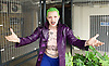 London Super Comic Con<br /> at Design Centre Islington, London, Great Britain <br /> 26th August 2017 <br /> <br /> General views <br /> and delegates in cos play costumes <br /> <br /> John Ralls <br /> aka The Joker <br /> <br /> <br /> London Super Comic Con plays host to the latest comics, comic related memorabilia, superheroes and graphic novels fans have a chance to interact with their favourite creators, and  exhibitors showcasing items from comics to Cosplay, original art to toys.<br /> <br /> <br /> <br /> <br /> Photograph by Elliott Franks <br /> Image licensed to Elliott Franks Photography Services