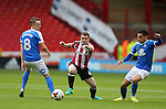 John Fleck of Sheffield Utd  during the League One match at Bramall Lane Stadium, Sheffield. Picture date: September 17th, 2016. Pic Simon Bellis/Sportimage