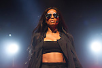 Ciara Performs at Best Buy Theater, NY