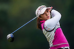 Bo Bea Kim of Korea  in action during the Hyundai China Ladies Open 2014 on December 12 2014, in Shenzhen, China. Photo by Xaume Olleros / Power Sport Images