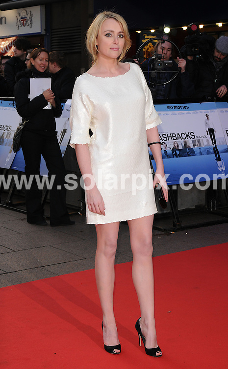 **ALL ROUND PICTURES FROM SOLARPIX.COM**.**WORLDWIDE SYNDICATION RIGHTS**.Keeley Hawes attends the world premiere of Flashback of a Fool in London's West End..JOB REF:  6129  SSD     DATE: 13.04.08.**MUST CREDIT SOLARPIX.COM OR DOUBLE FEE WILL BE CHARGED* *UNDER NO CIRCUMSTANCES IS THIS IMAGE TO BE REPRODUCED FOR ANY ONLINE EDITION WITHOUT PRIOR PERMISSION*