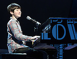 Greyson Chance opens for Miranda Cosgrove on her Dancing Crazy Tour Feb. 2011. .Copyright EML/Rockinexposures.com.