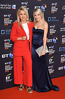 Amy Fuller &amp; Elise Christie arriving for the BT Sport Industry Awards 2018 at the Battersea Evolution, London, UK. <br /> 26 April  2018<br /> Picture: Steve Vas/Featureflash/SilverHub 0208 004 5359 sales@silverhubmedia.com