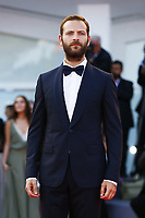VENICE, ITALY - AUGUST 30: Alessandro Borghi attends the Opening Ceremony during 74th Venice Film Festival at Palazzo Del Cinema on August 30, 2017 in Venice, Italy. (Mark Cape/insidefoto)