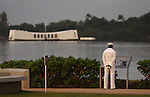 Pearl Harbor Day Ceremony - 71st Anniversary