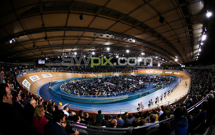 Picture by Alex Whitehead/SWpix.com - 03/12/2016 - Track Cycling - Revolution Champions League - Lee Valley Velopark, London, England - A General View (GV).