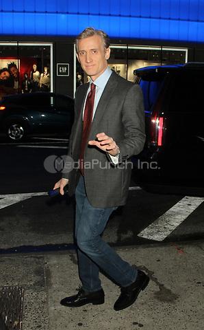 NEW YORK, NY - December 13: Dan Abrams legal analyst of Good Morning America seen in New York City on December 13, 2018. Credit: RW/MediaPunch