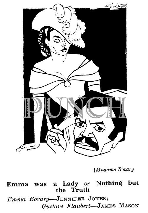 Madam Bovary ; James Mason and Jennifer Jones