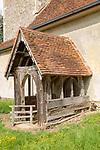 Village parish church of Saint Mary, Badley,  Suffolk, England, UK