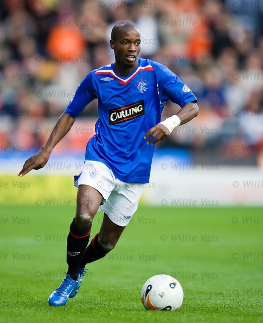 DaMarcus Beasley, Rangers