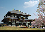 Daibutsuden Great Buddha Hall, World's Largest Timber Building, Todaiji Eastern Great Temple, Nara, Japan