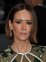 """NEW YORK CITY, NY, USA - MAY 05: Sarah Paulson at the """"Charles James: Beyond Fashion"""" Costume Institute Gala held at the Metropolitan Museum of Art on May 5, 2014 in New York City, New York, United States. (Photo by Xavier Collin/Celebrity Monitor)"""
