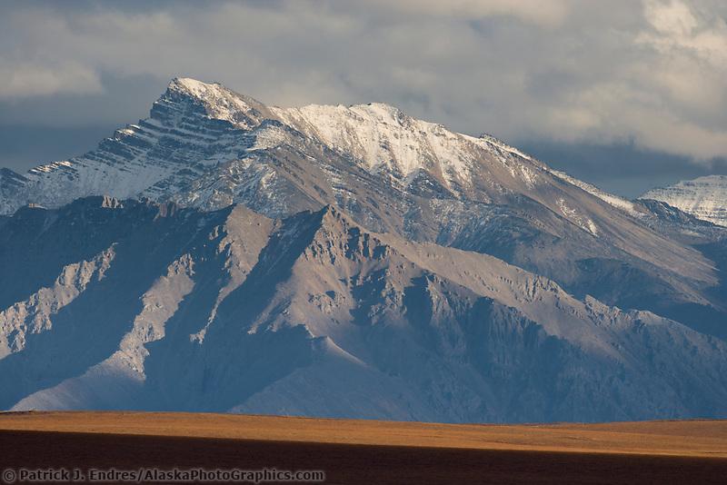 Philip smith mountains of the Brooks Range, Alaska