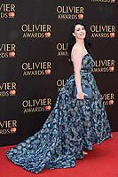 Danielle Hope<br /> arriving for the Olivier Awards 2018 at the Royal Albert Hall, London<br /> <br /> ©Ash Knotek  D3392  08/04/2018
