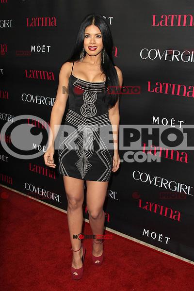 WEST HOLLYWOOD, CA - OCTOBER 04:  Soha Ali Khan at the 'Latinos In Hollywood' celebration with Latina Magazine at The London West Hollywood on October 4, 2012 in West Hollywood, California. ©mpi20/MediaPunch Inc. © /NortePhoto .<br /> ©NortePhoto