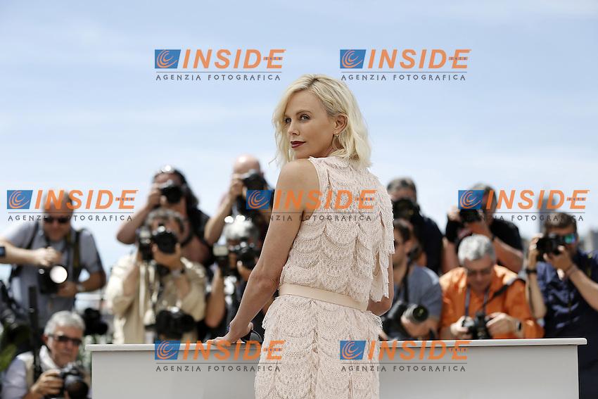Charlize Theron <br /> Cannes 20-05-2016 <br /> Festival del Cinema di Cannes 2016<br /> Foto Panoramic / Insidefoto