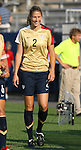 14 July 2007: United States' Marian Dalmy. The United States Women's National Team defeated their counterparts from Norway 1-0 at Rentschler Stadium in East Hartford, Connecticut in a women's international friendly soccer game.