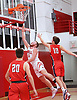 Coquille-Kennedy B&G Varsity Basketball