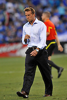 Jason Kreis...Kansas City Wizards and Real Salt Lake played to a 1-1 tie at Community America Ballpark, Kansas City, Kansas.