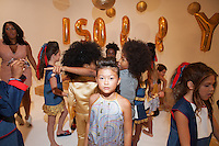 At the Issosy London show at Go Studios East during NYFW 2016.<br /> <br /> Photo by Danny Ghitis for The New York Times