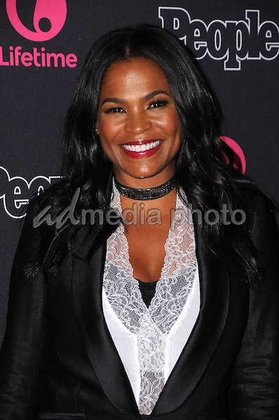 "13 January 2017 - Los Angeles, California - Nia Long. ""Beaches"" Los Angeles Premiere held at the Regal LA Live Theater. Photo Credit: Birdie Thompson/AdMedia"
