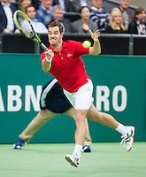 14-02-13, Tennis, Rotterdam, ABNAMROWTT, Richard Gasquet