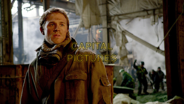 CHARLIE HUNNAM.in Pacific Rim (2013) .*Filmstill - Editorial Use Only*.CAP/NFS.Supplied by Capital Pictures.