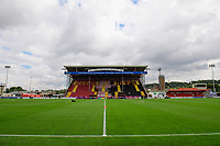 A general view of The Selenity Stand at Sincil Bank, home of Lincoln City FC<br /> <br /> Photographer Chris Vaughan/CameraSport<br /> <br /> The EFL Sky Bet League Two - Lincoln City v Morecambe - Saturday August 12th 2017 - Sincil Bank - Lincoln<br /> <br /> World Copyright &copy; 2017 CameraSport. All rights reserved. 43 Linden Ave. Countesthorpe. Leicester. England. LE8 5PG - Tel: +44 (0) 116 277 4147 - admin@camerasport.com - www.camerasport.com